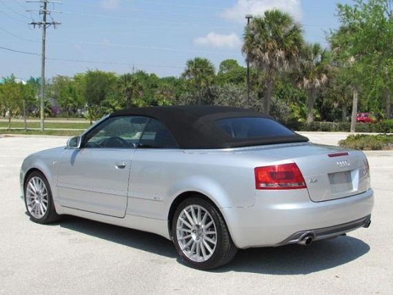 2009 Audi A4 Cabriolet S Line For Sale