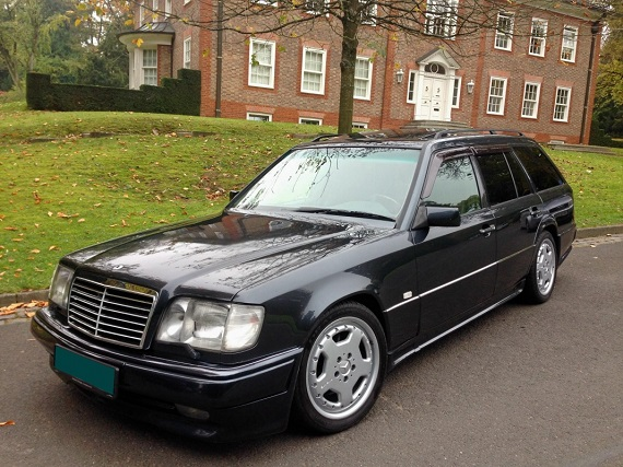 Tuner Tuesday: 1995 Mercedes-Benz E320 AMG Estate – German Cars For