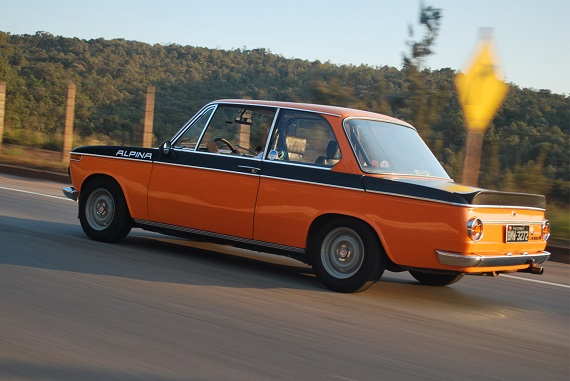 1969 Bmw 2002ti Alpina German Cars For Sale Blog