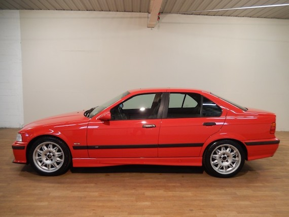 1997 Bmw M3 Sedan With 48k Miles German Cars For Sale Blog