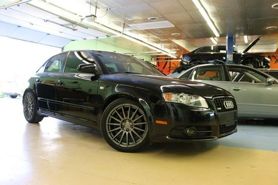 2008 audi a4 s line package