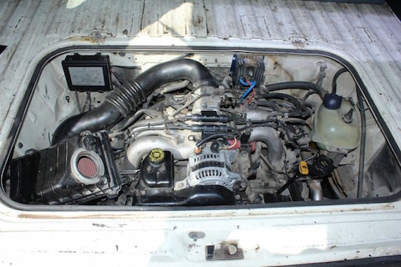 1986 Volkswagen Vanagon Syncro Hightop Ej22 Swap German