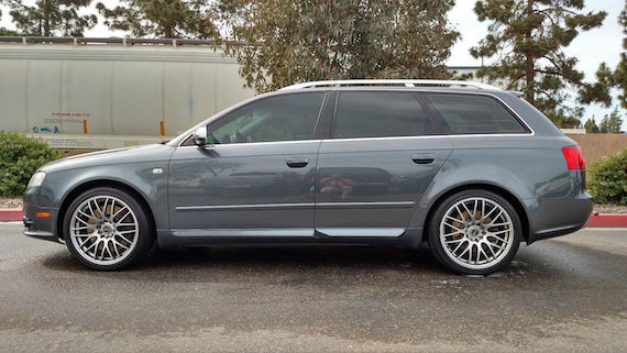 Wagon Week Preview: 2005.5 Audi S4 Avant