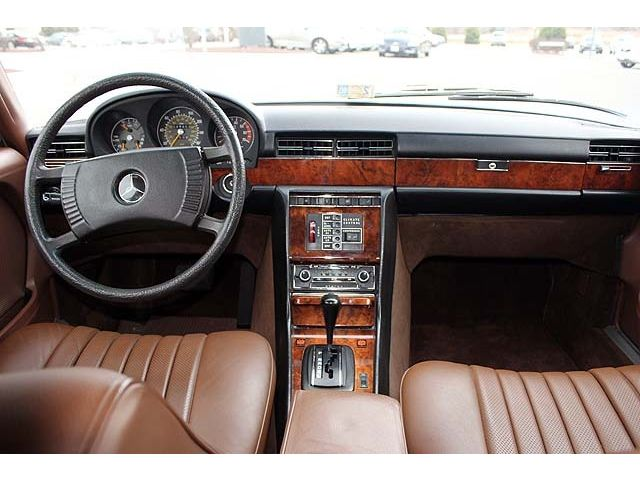 1977 mercedes benz 450sel 6 9 with 48 900 miles german. Black Bedroom Furniture Sets. Home Design Ideas