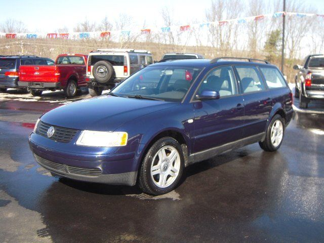 2000 volkswagen passat wagon reviews