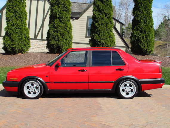1991 Volkswagen Jetta GLI VR6 – German Cars For Sale Blog