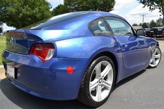 2007 Bmw Z4 3 0si Coupe German Cars For Sale Blog