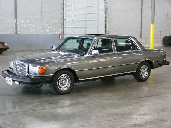 S Classic Showdown 1979 300sd V 1977 450sel 6 9 German