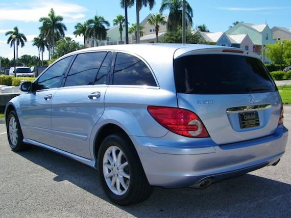 2006 mercedes benz r500 4matic german cars for sale blog for 2006 mercedes benz r500