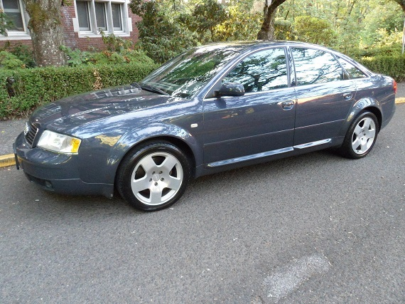 Double Take: 2001 Audi A6 4 2 quattro – German Cars For Sale