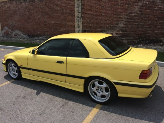 e36 m3 for sale dakar yellow