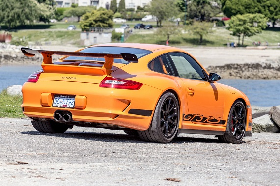 2008 Porsche 911 Gt3 Rs German Cars For Sale Blog