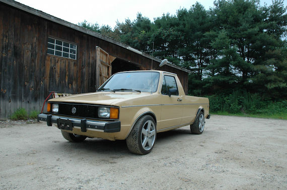1982 volkswagen rabbit pickup diesel german cars for. Black Bedroom Furniture Sets. Home Design Ideas