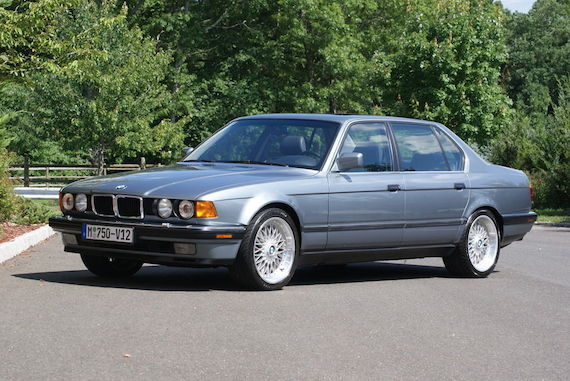Bmw 8 Series Price >> 1988 BMW 750iL with 12k miles - REVISIT | German Cars For Sale Blog