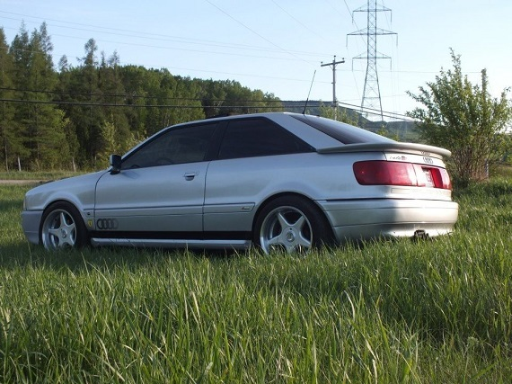 Tuner Tuesday Ersatz S2 1990 Audi Coupe Quattro S2