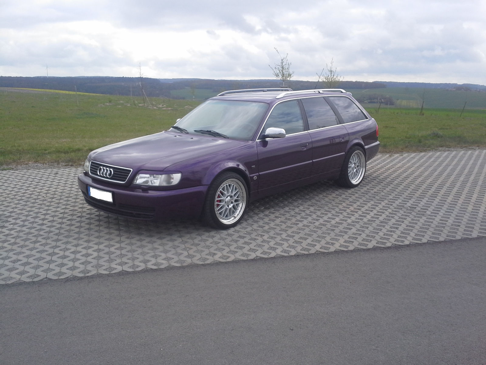 Purple Haze European C4 S6 Avant Double Take German