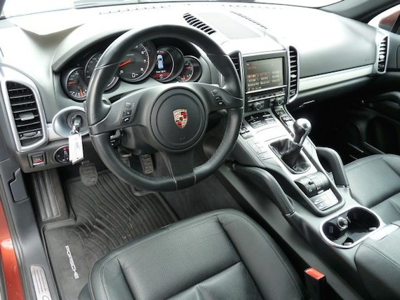 Click For Details  2017 Porsche Cayenne On Ebay