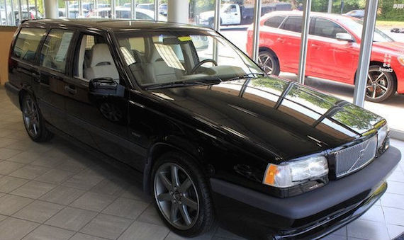 1996 Volvo 850 R Estate German Cars For Blog