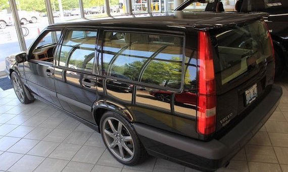 Cadillac Cts V Wagon For Sale >> 1996 Volvo 850 R Estate | German Cars For Sale Blog