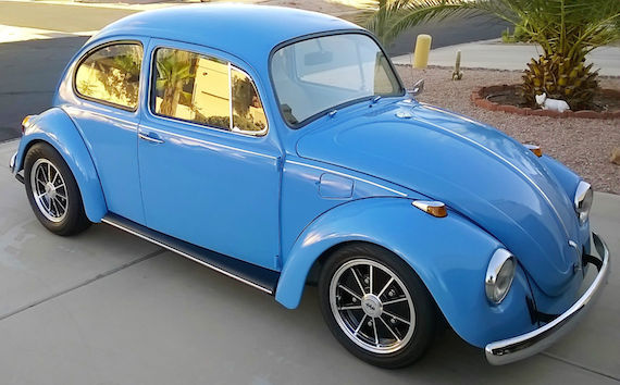 Tuner Tuesday: 1968 Volkswagen Beetle | German Cars For Sale Blog