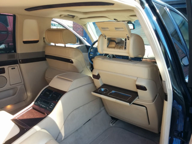 Feature Listing 1997 Bmw L7 German Cars For Sale Blog