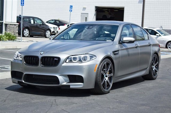 2015 Bmw M5 30 Jahre Edition German Cars For Sale Blog