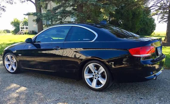 BMW 335I Coupe For Sale >> 2008 Bmw 335i Coupe Dinan German Cars For Sale Blog