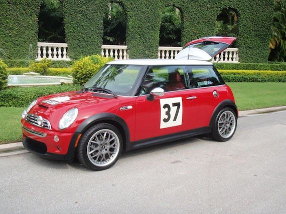Mini Cooper Convertible For Sale >> 2004 MINI Cooper S MC40 | German Cars For Sale Blog