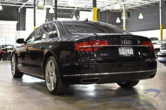 2015 Audi A8l 40t Exclusive German Cars For Sale Blog