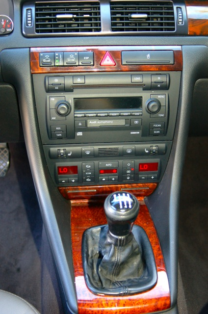 2002 Audi allroad 2 7T Audi Exclusive Olympic Edition 6