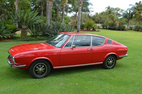Audi 100 Coupe S For Sale South Africa