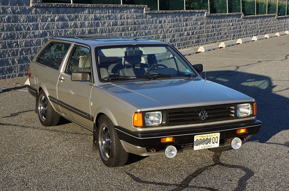 1988 Volkswagen Fox Gl Wagon German Cars For Sale Blog