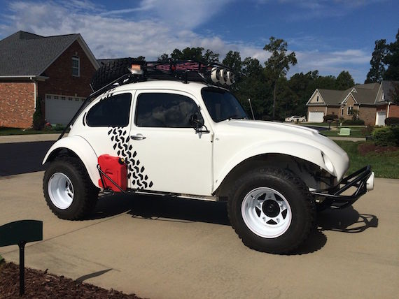 1972 Volkswagen Baja Bug | German Cars For Sale Blog