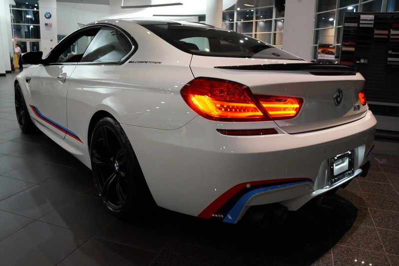 Motorsports Monday 2016 Bmw M6 Competition Edition