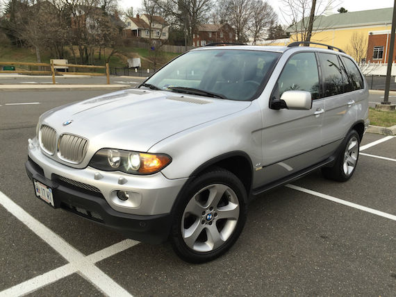 Feature Listing Correctly Optioned 2006 Bmw X5 4 4i German Cars