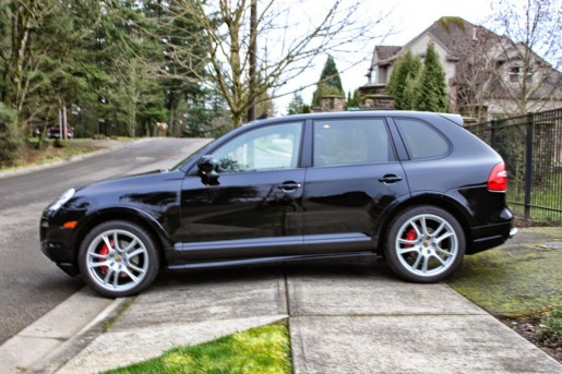 Feature Listing 2009 Porsche Cayenne Gts German Cars For