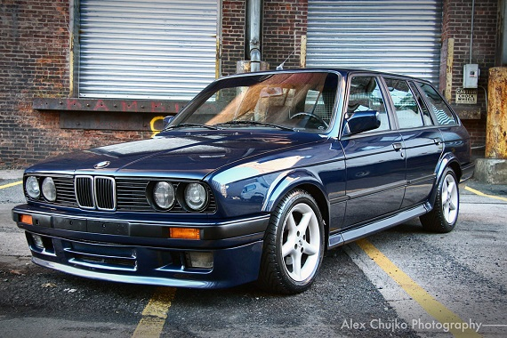 1988 Bmw 325ix Touring German Cars For Sale Blog