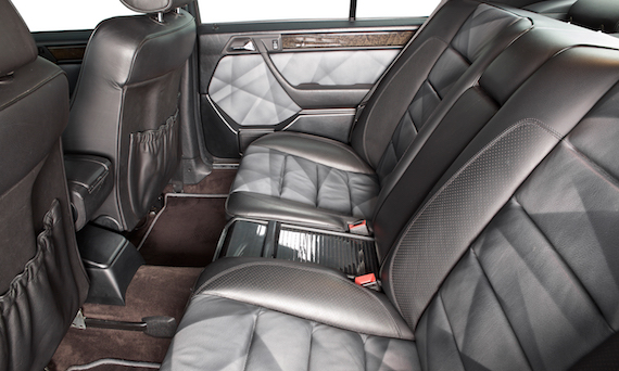Limo For Sale >> 1994 Mercedes-Benz E500 Limited | German Cars For Sale Blog