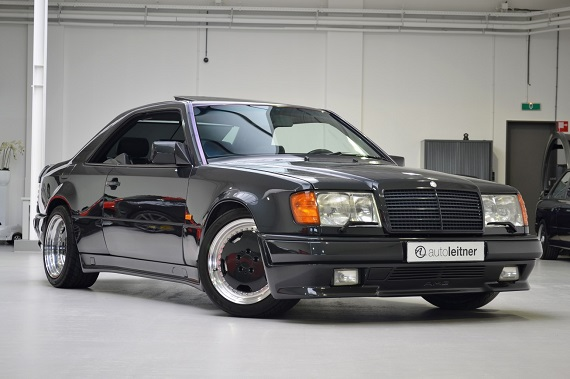 Tuner Tuesday Hammertime 1992 Mercedes Benz 300ce Amg 6