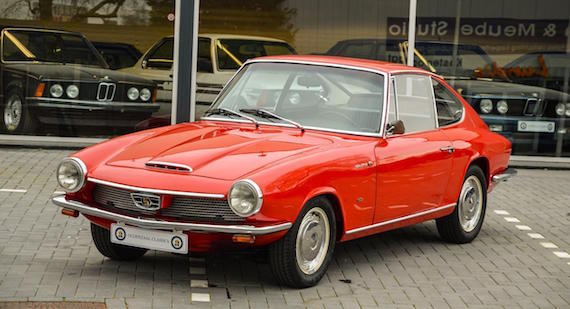 1966 glas 1700gt german cars for sale blog. Black Bedroom Furniture Sets. Home Design Ideas