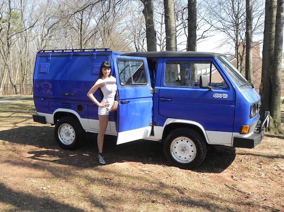 Listing All Cars >> 1986 Volkswagen DoKa Syncro | German Cars For Sale Blog