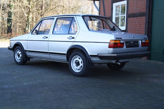 1982 Volkswagen Jetta CL | German Cars For Sale Blog