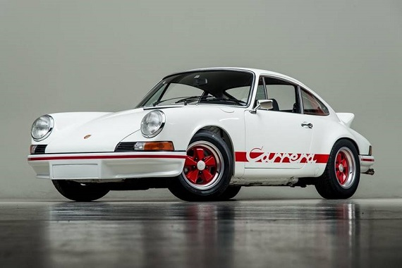 1973 Porsche 911 Carrera Rs Touring German Cars For Sale