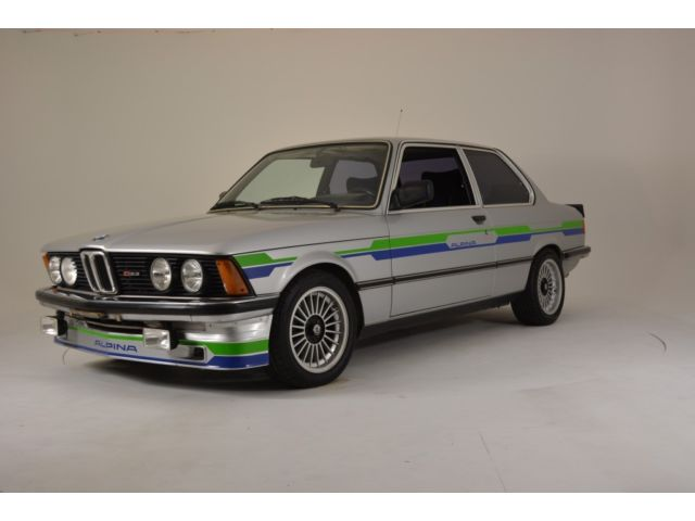 Tuner Tuesday 1983 Alpina C1 2 3 German Cars For Sale Blog
