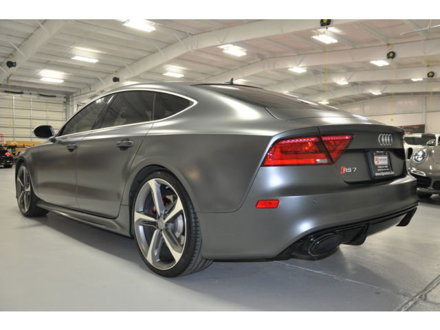 Audi Rs7 0 60 >> Matte Daytona Gray Pearl Effect – German Cars For Sale Blog