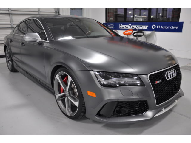 Audi Rs7 2014 For Sale >> 2014 Audi Rs7 Exclusive German Cars For Sale Blog