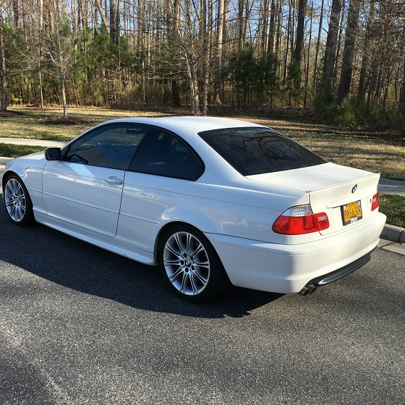 2004 Bmw 330ci Zhp Performance Package German Cars For Sale Blog