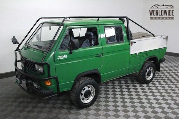 "1989 Volkswagen DoKa Syncro ""Jagdwagen"" 