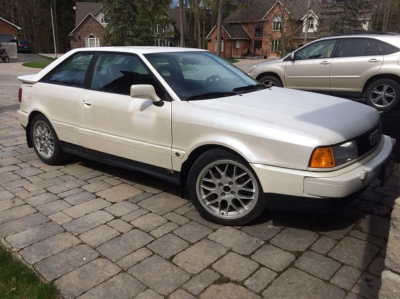 Cars For Sale Under 3000 >> 1990 Audi Coupe quattro | German Cars For Sale Blog