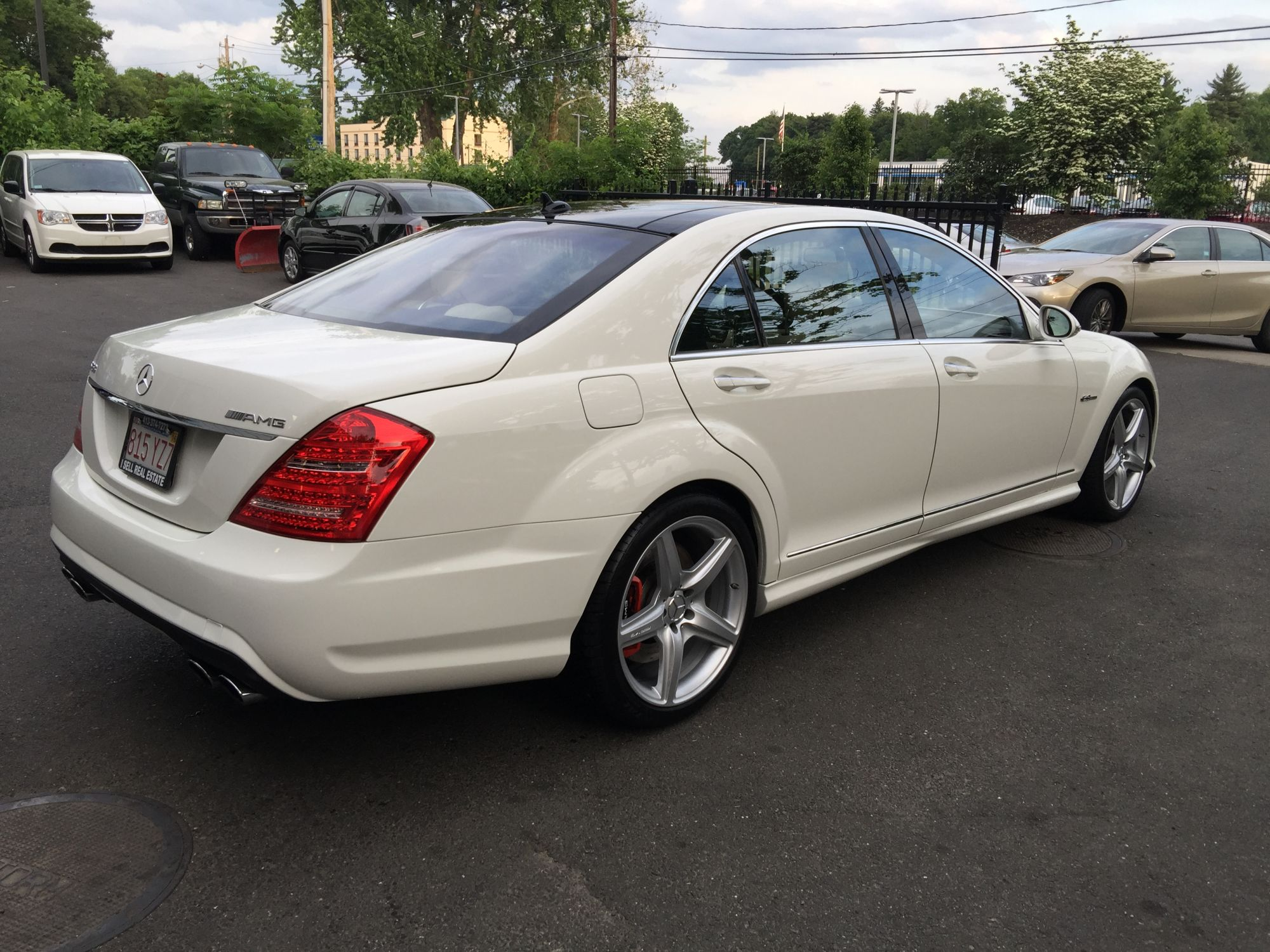2009 Mercedes Benz S63 Amg German Cars For Sale Blog